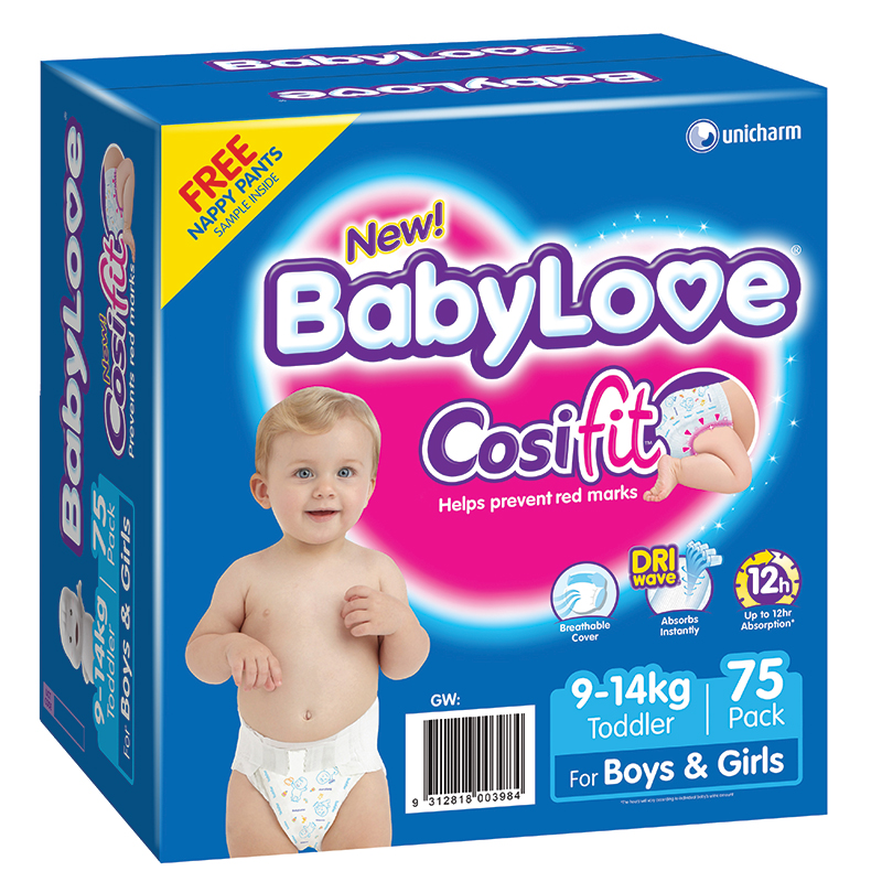 966f1ce066aa Baby Love Nappies - VHP Australia Wide Delivery